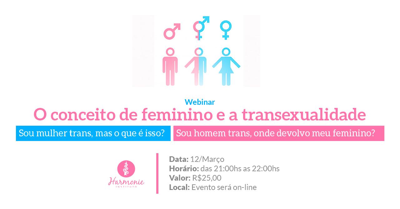 Transexuais e o feminino